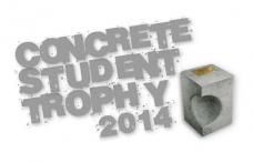 Concrete Student Trophy 2014