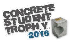 Concrete Student Trophy 2016