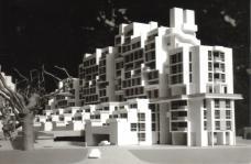 hafner_Interview_Gross_Terrassenhaussiedlung_Modell gesamt