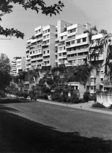 Terrassenhaussiedlung Graz-St. Peter, Werkgruppe Graz, 1978