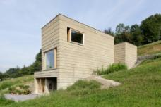 Wohnhaus Lehnbautechnik Vorarlberg