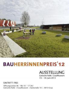 ZV BauherrInnenpreis'12 ausstellung