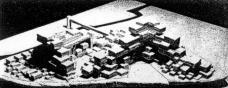 """Mit dem Projekt """"Neue Wohnform Ragnitz"""" gewannen Eilfried Huth und Günther Domenig nicht nur den """"Grand Prix d'Urbanisme et d'Architecture 1969"""" in Cannes, sondern legten damit auch den Grundstein zu ihrer nationalen und internationalen Karriere."""