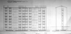Dr. Robert Graf Strasse 19-21 1958-64 Pläne: Stadtarchiv Graz