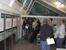 Projekt A52: Baugruppenworkshop im fast fertigen Gemeinschaftsraum im Dachgeschoss, Foto: roedig + schop