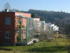 """REIHENHAUSANLAGE """"ALTERNATIVES WOHNEN NEUE WELT HÖHE"""" ::::: Planung: Architekturbüro ARCO, Foto: © ARCO"""