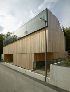 Bevk Perovic Arhitekti: Haus SB, Crnuce, Ljubljana, 2003/2004. Architekten: Matija Bevk, Vasa J. Perovic. Foto: M. Paternoster