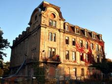 Projekt: Wohn- Und Kontorhaus, Bramsch-Fabrik Dresden, Architekten: Heidelmann + Klingebiel, Foto: Frank Fiedler