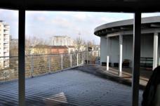Beginenhof Berlin-Kreuzberg, Wohnungen mit Terrassen und Loggien, Planung: PPL-Barbara Brankenhoff, Foto: karin wallmüller