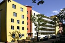 Projekt: Unzerstrasse Hamburg, Plan-R-Architekten Hamburg ::::: Straßenseite, Foto: Plan-R