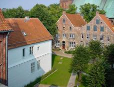 Aegidienhof Lübeck, Meyer-Steffens architekten mit Architektin Sigrid Morawe-Krüger ::::: Haus 12, Haus 1+2, Foto: steffens-meyer-franck architekten