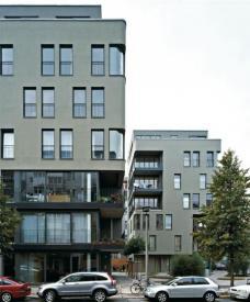 Projekt RuSc, Berlin, zanderroth architekten Berlin, Foto: Andrea Kroth.