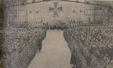 Gauleiter Uiberreither spricht vor 25.000 GrazerInnen. Foto: Kristan, Tagespost 1940