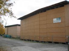 Zwischenlager. Foto: A. Senarclens de Grancy
