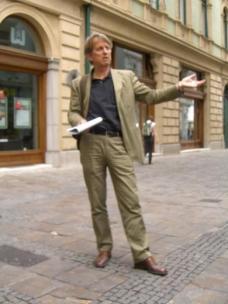 Heinz Rosmann, Leiter des Grazer Stadtplanungsamtes a. D. Fotos: ZV Steiermark