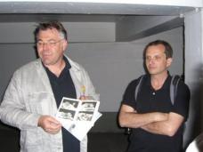 Eberhard Schrempf und Martin Krammer