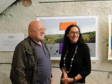 Herms Fritz und Erika Thümmel. Foto: Zita Oberwalder