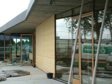 Eingangssituation. Foto: Gemeinde Bad Blumau
