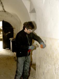 Angewandte Bauforschung, Untersuchungen am Fisikatenhaus