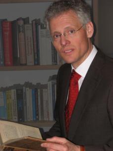 Dr. Christian Brugger, Landeskonservator des Bundesdenkmalamtes in der Steiermark