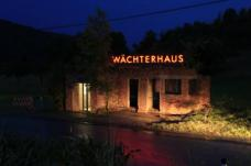 Das Wächterhaus bei Nacht. (c) colourspace M. Auer