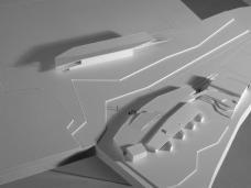 Siegerprojekt Feyferlik / Fritzer, Modell: Patrick Klammer, Foto: Helmut Tezak.