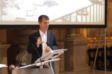 Vittorio Magnago Lamugnani, Architekt in Mailand und Professor an der ETH Zürich.