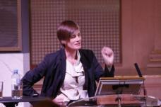 Judith Leclerc, Architektin in Barcelona, unterrichtet Entwerfen an der ETSAB Barcelona.