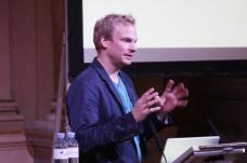 Henning Stüben, Partner bei JDS Architects, Lehrtätigkeit an der Königlich Dänischen Kunstakademie.