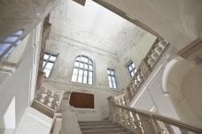 Das Stiegenhaus in der Neutorgasse wurde restauriert. (Foto: N. Lackner / UMJ)