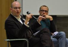 Oliver Ziegenhardt ist Architekturtheoretiker und unterrichtet an der Bergischen Universität Wuppertal. (Alle Fotos: IAKK)