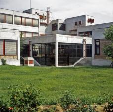 Bundesschulzentrum Feldbach, Pausenhalle (Foto: Herbert Missoni)
