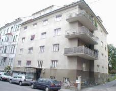 Wohnhaus Liebiggasse 9, Graz, Bestand. Planung: Arch. Herbert Eichholzer, 1934. Fotoquelle: AGIS 2002