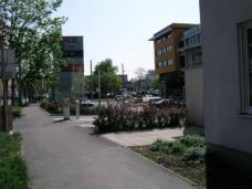 Vorplatz Merkurmarkt