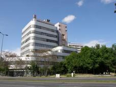 Der Gürtelturm im Jahr 2008; SW-Ansicht. Foto: el