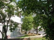 Gürtelturm; Freiflächen. Foto: el