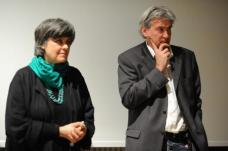Maria Auböck und Gerhard Manzl (Manzl Ritsch Sandner Architekten)