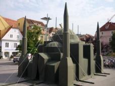 Rados Antonijevic: Hagia Sophia, Hauptbrücke / Neutorgasse