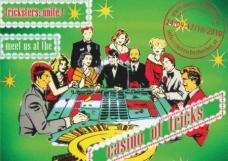 """geheimagentur: """"Casino of Tricks"""""""