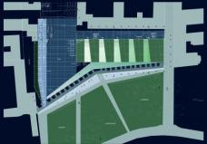 2. Rang: GS architekts, Graz. Lageplan