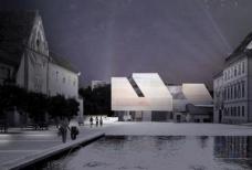 3. Rang: HoG Architektur, Graz. Blick vom Karmeliterplatz.