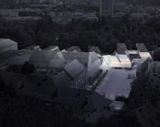 3. Rang: HoG Architektur, Graz. Blick vom Schlossberg.