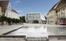 3. Rang: Schulz Architektur, Graz. Blick vom Karmeliterplatz.