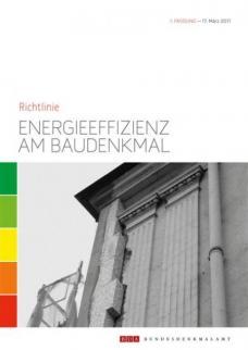 Richtlinie Energieeffizienz und Baudenkmal