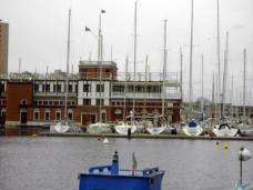 Adriaco Yacht Club, Triest. Fotos: Wenzel Mracek