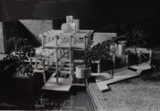 Abb. 11: Hafner, Projekt Flußüberbauung, 1965
