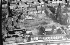 Abb. 2: Zentrum Frankfurts nach der Zerstörung