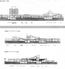 Abb. 8: Frischenschlager, Fritz, Hafner, Projekt Uni Salzburg, Schnitte