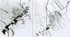 Candilis, Josic, Woods; Toulouse-le-Mireil, Struktur