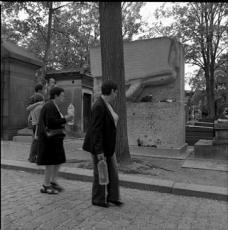 Abb.18: Grab von Oscar Wilde